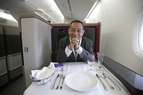 Malaysian Airline System Bhd. CEO Ahmad Jauhari Yahya