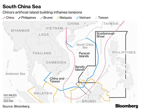 Why the South China Sea Fuels U.S.-China Tensions