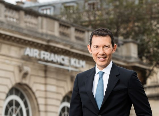 Air France-KLM CEO Vows Ambitious Strategy as Profit Drops