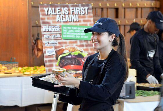 Big Vegan Brands Snag Loyal Customers in Undergrad