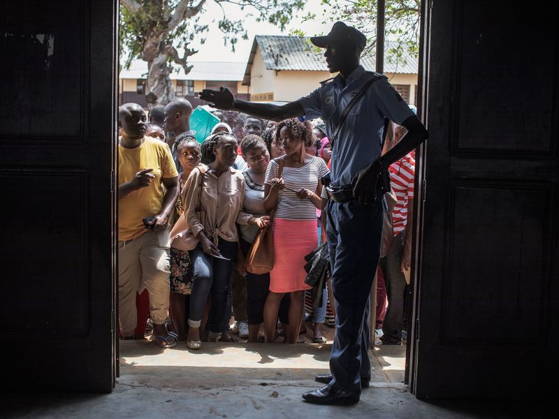 MOZAMBIQUE-POLITICS-ELECTIONS