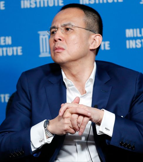 Billionaire Richard Li.