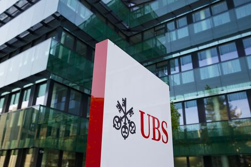 UBS offices in Basel