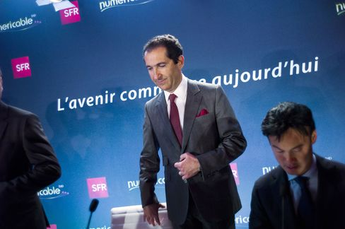 Patrick Drahi is the chairman and largest shareholder of Altice.