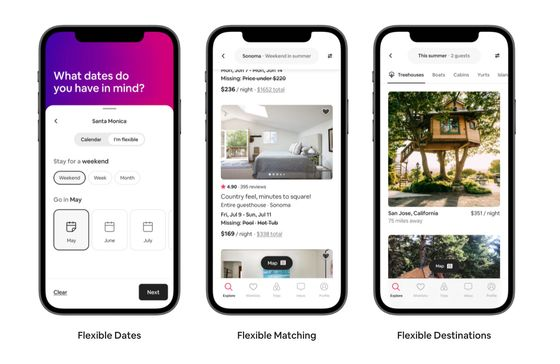 Airbnb Revamps Site to Woo Guests, Hosts Amid Travel Rebound