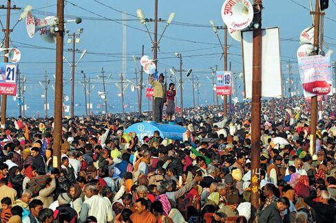 Coke, Unilever, Colgate-Palmolive Seize India's Biggest Marketing Opportunity