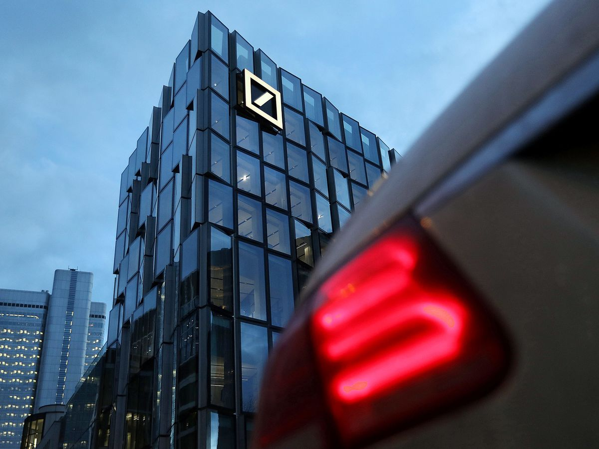 Deutsche Bank Had to Know About Bribes, Says Man Who Paid Them