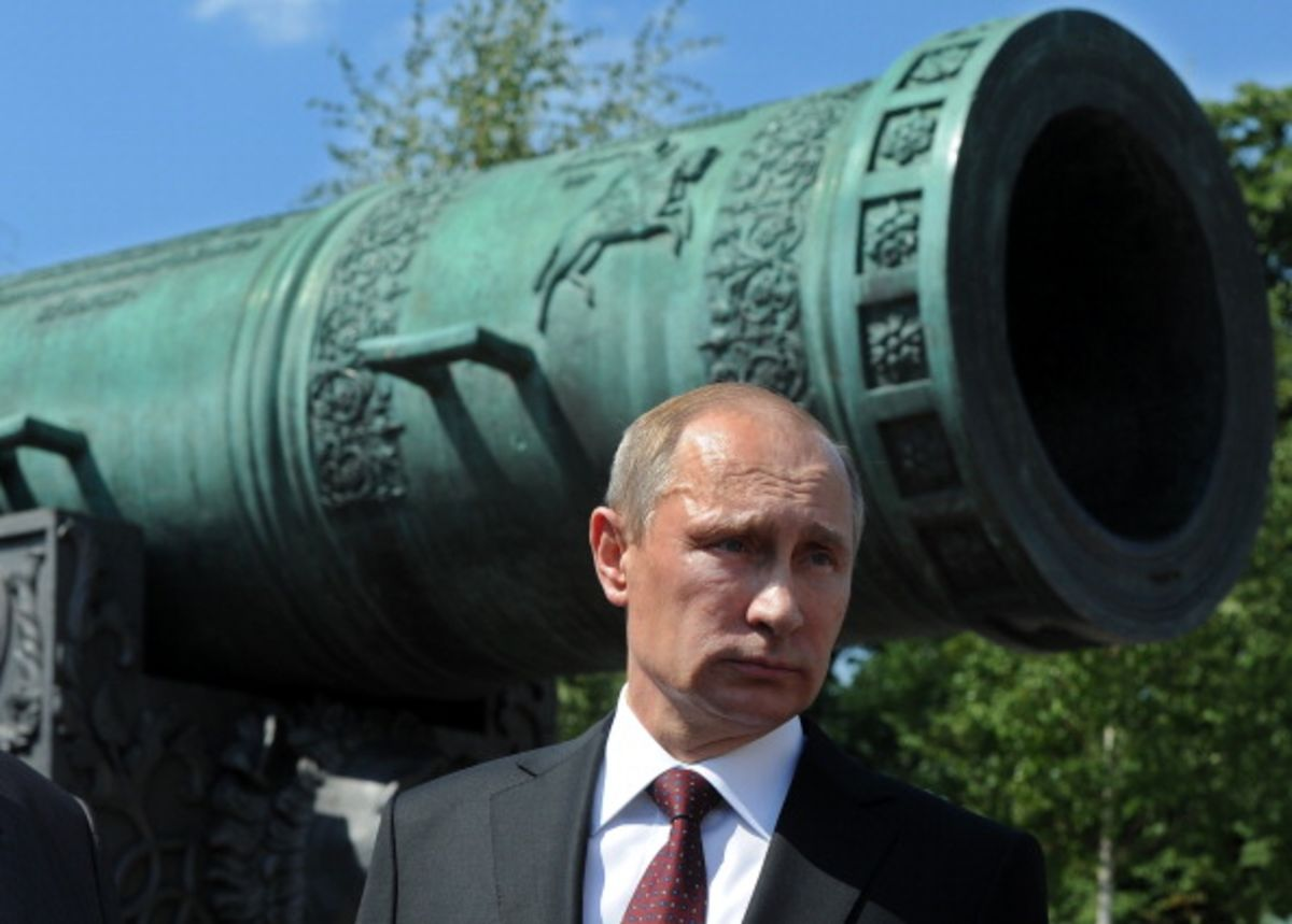 Putin Says Don't Mess With Mother Russia