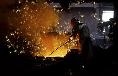 ArcelorMittal steel plant