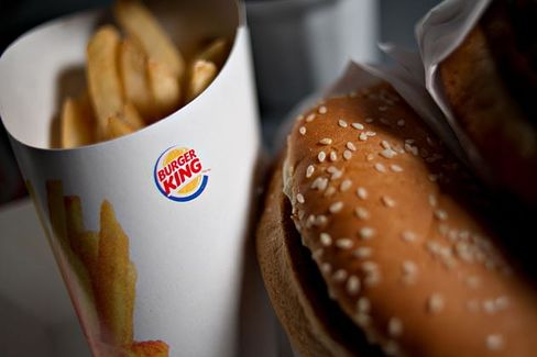 How Fast-Food Eaters Split Along Ethnic Lines