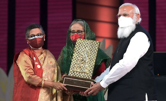 Modi's Visit for Bangladesh Independence Day Signals Closer Ties