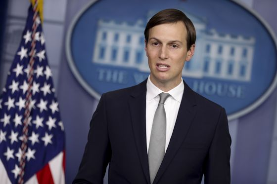 Jared Kushner Says African-Americans Must 'Want to Be Successful'