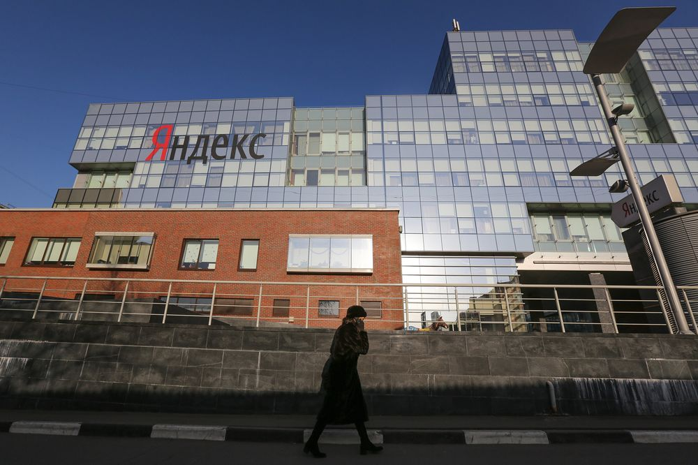 1451f3534dbdd Russian Search Giant Yandex Looks to E-Commerce for Growth - Bloomberg