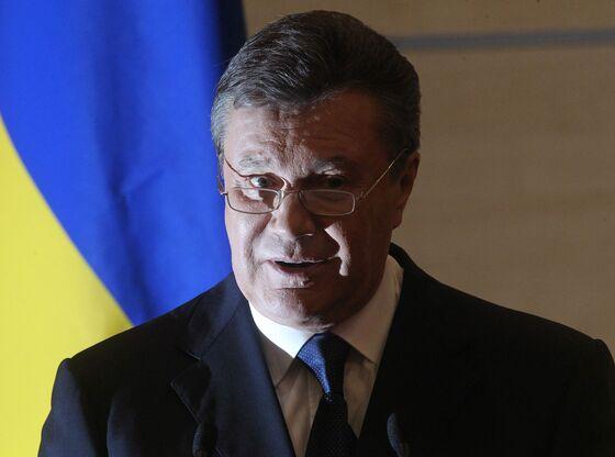 Ousted Ukrainian Leader Yanukovych Found Guilty of Treason