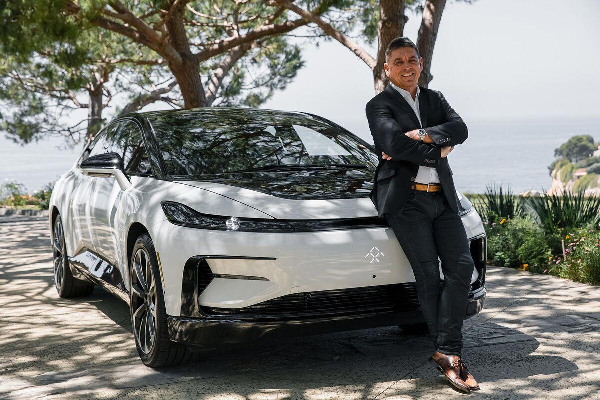 Faraday Brings in BMW Veteran to Prolong Improbable Comeback Bid