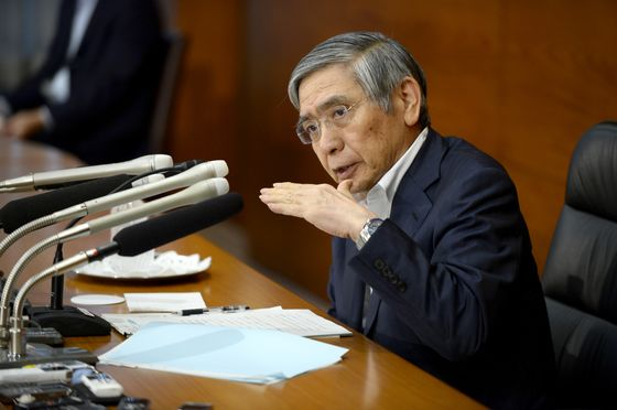 Japan's Kuroda Keeps Mum on Possible Steps to Soften Easing Pain