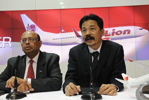 Lion Air Takes Fight to AirAsia's Malaysian Home