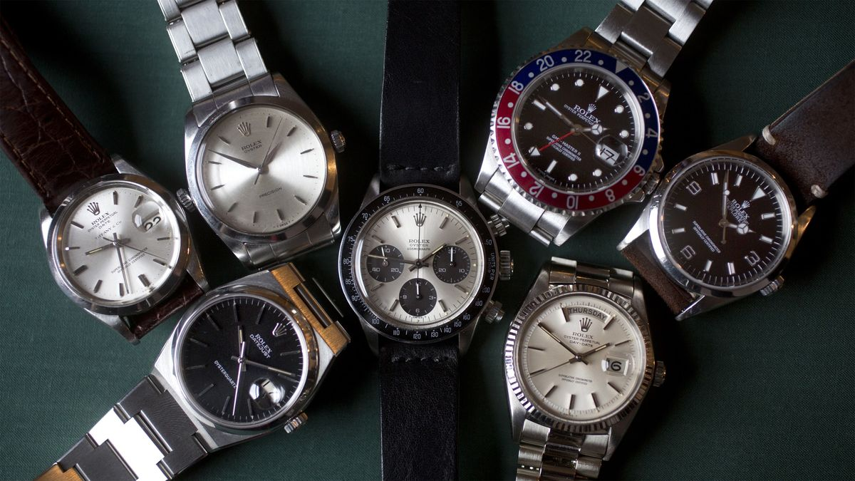 Nine Basic Rules of Buying a Vintage Rolex