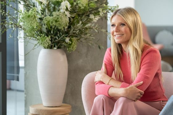 Gwyneth Paltrow Won't Get Pushed Around by Venture Capitalists