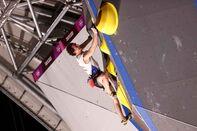 relates to 'Uuuh-aaah!' Sport Climbing's Ondra Screams His Way to Top