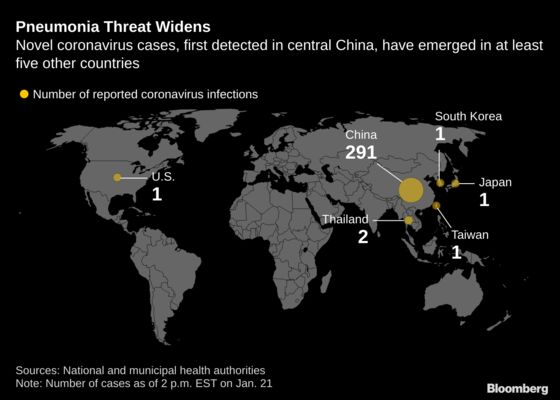 New Virus Spreads to U.S., Sparking Rush to Contain Outbreak