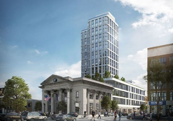 Brooklyn Luxury Tower Hits Market With Pandemic Sapping Demand