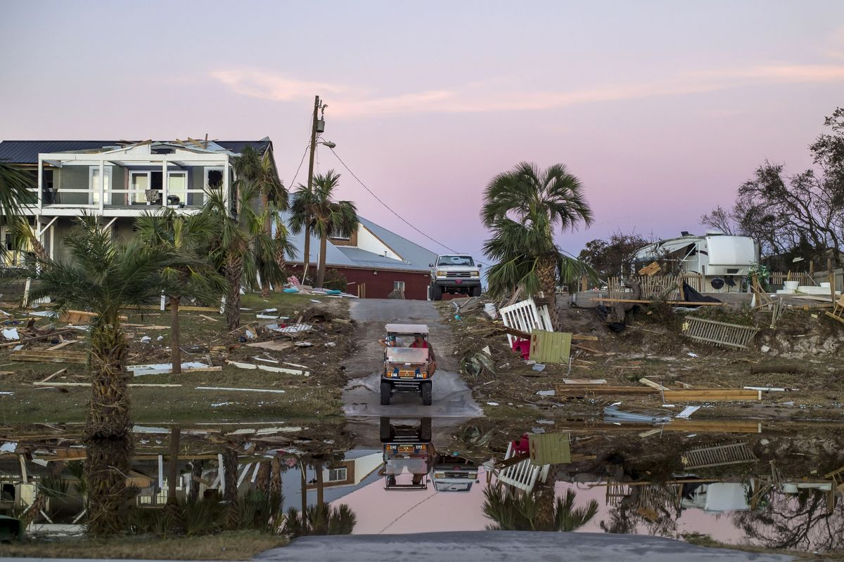 images from hurricane michael - 1200×675
