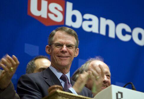 U.S. Bancorp May Face Moody's Downgrade as Rivals Recover