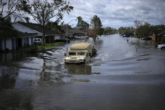 Ida Death Toll Rises to 4 as New Orleans Faces Long Blackout