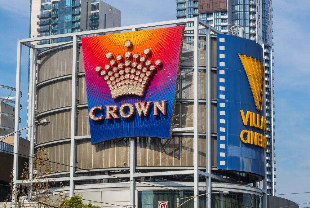 Crown Resorts Has Worries Beyond Its Media Scandal Bloomberg