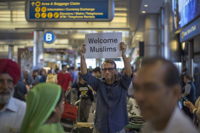 The US Supreme court will hear the case on migration decree trump