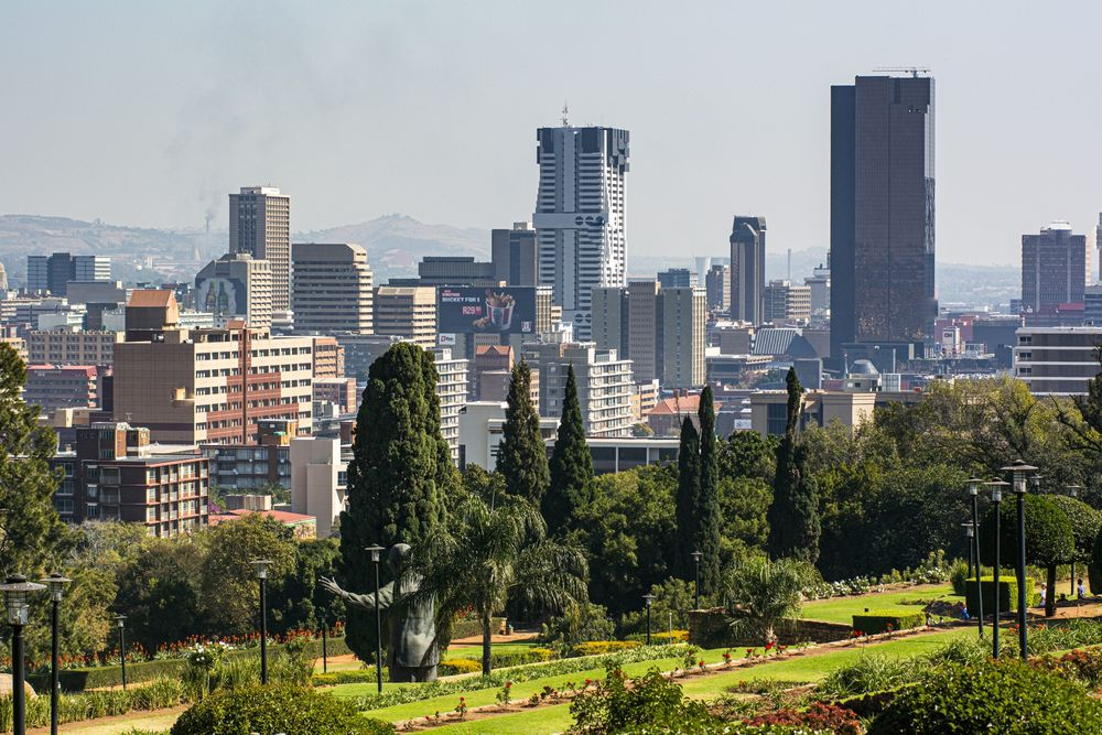 South African Capital Is Placed Under Provincial Administration ...