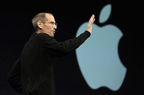 Apple Inc Chief Executive Officer Steve Jobs