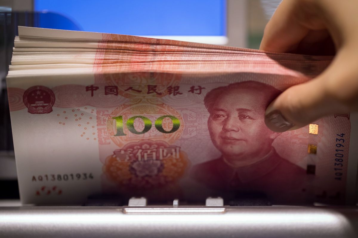 China's Yield Appeal Catapults Yuan to Global FX Big League