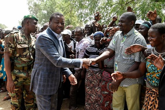 Togo President Extends 15-Year Rule With Election Win