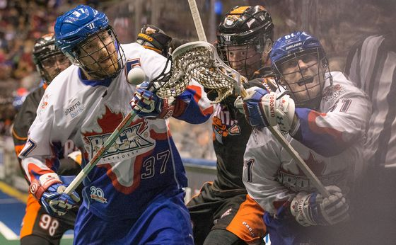 New Lacrosse Team Is Headed to New York's Nassau Coliseum