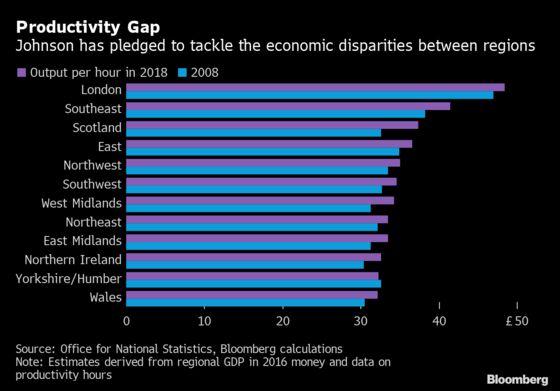 Haldane Says Divine Coincidence Can Cure U.K. Productivity Slump