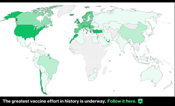 U.S. Pushes to Reopen; Canada Clears J&J Vaccine: Virus Update