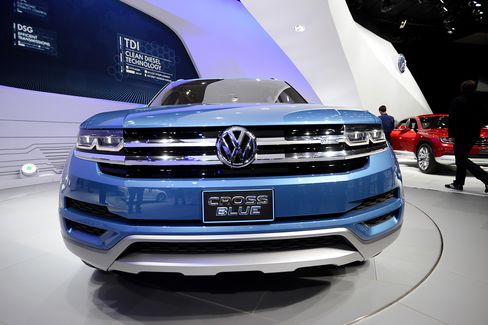 VW's Mexican Motors Lead Push to Pass GM in Global Race
