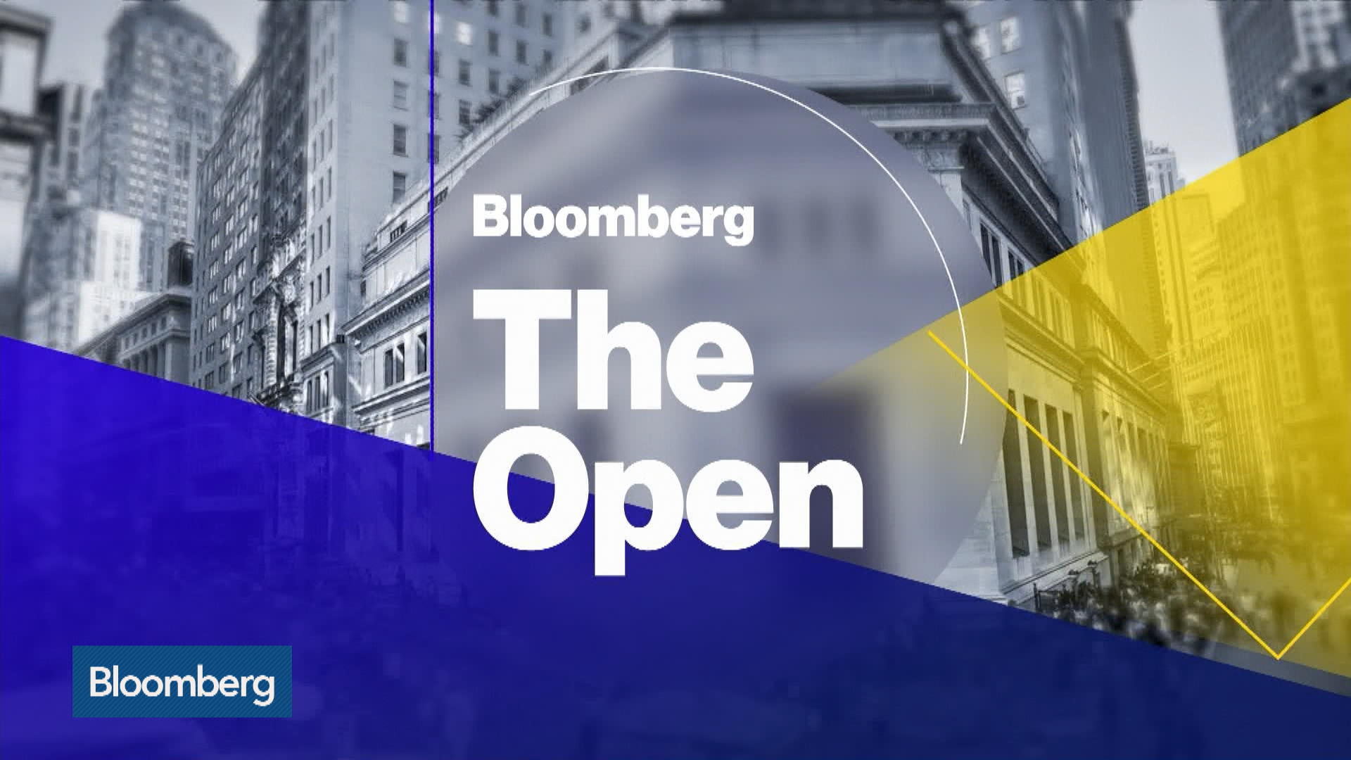 'Bloomberg The Open' Full Show (08/16/2019)