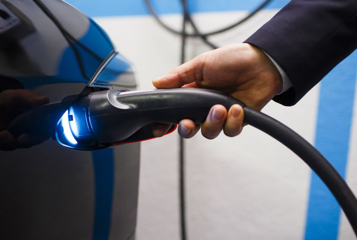 The Electric Car Revolution Is Accelerating