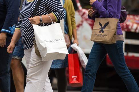 Consumer Spending Climbed 0.3% in August as U.S. Incomes Rose