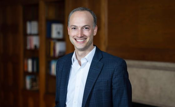 Yale's 36-Year-Old Endowment Chief Was Molded in Swensen Way