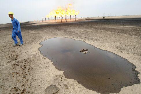 Iraq Crude Exports