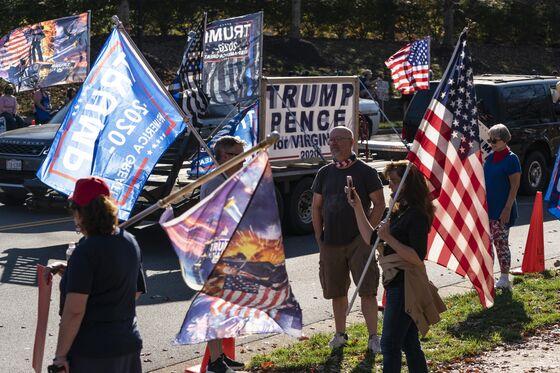 Biden Presses Ahead Toward Presidency as Trump Pursues Fight