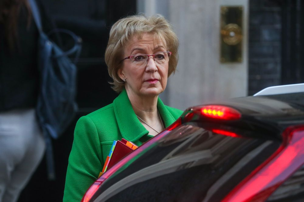 Theresa May's Premiership Hangs by Thread as Leadsom Quits Over Brexit