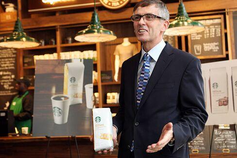 No Jokes, Please: Starbucks Says Blonde Is Catching On