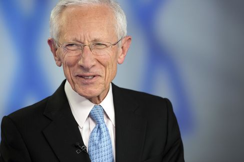 Former Bank of Israel Governor Stanley Fischer