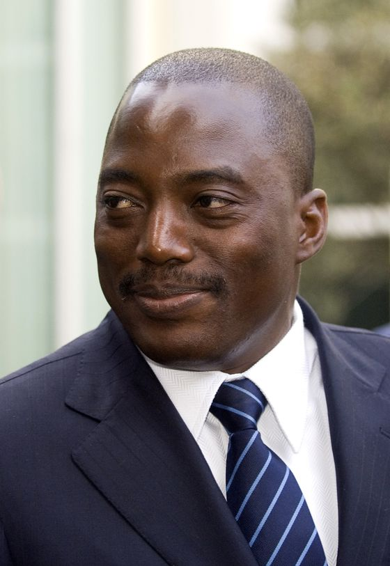 Congo Premier Rules Out Kabila Candidacy in Vote for President