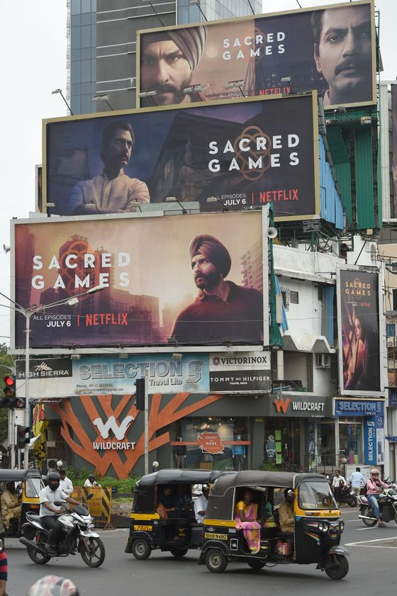 Netflix's Indian Ambitions Face a Wall of Cheaper Rivals